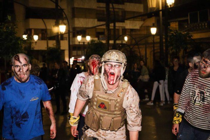 Cullera ix victoriosa de la seua segona infecció zombie