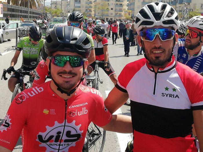 El ciclista almussafeny Eric Valiente continua el seu periple pel món sobre dues rodes