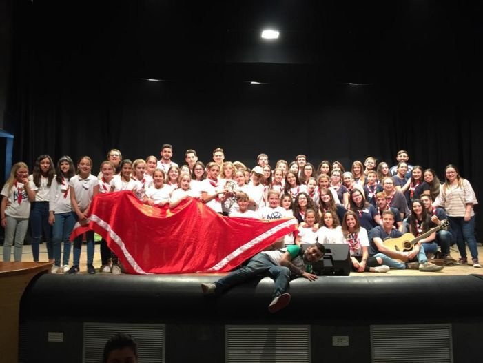 Juniors MD Almussafes guanya el Festival de la Cançó de la Ribera per segon any consecutiu