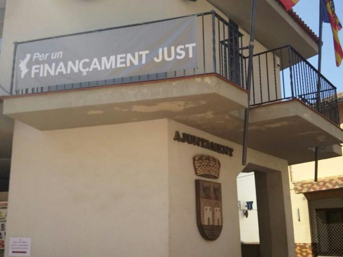 L'Ajuntament de l'Alcúdia contra la discriminació en inversions del Govern Espanyol