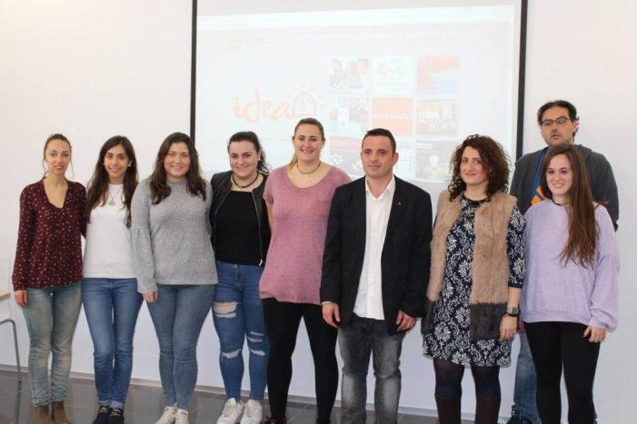 Alzira, per mitjà de l'Oficina de Projectes Europeus d'IDEA, rep una subvenció de 180.000 euros per a enviar 73 alumnes a realizar practiques formatives a Europa