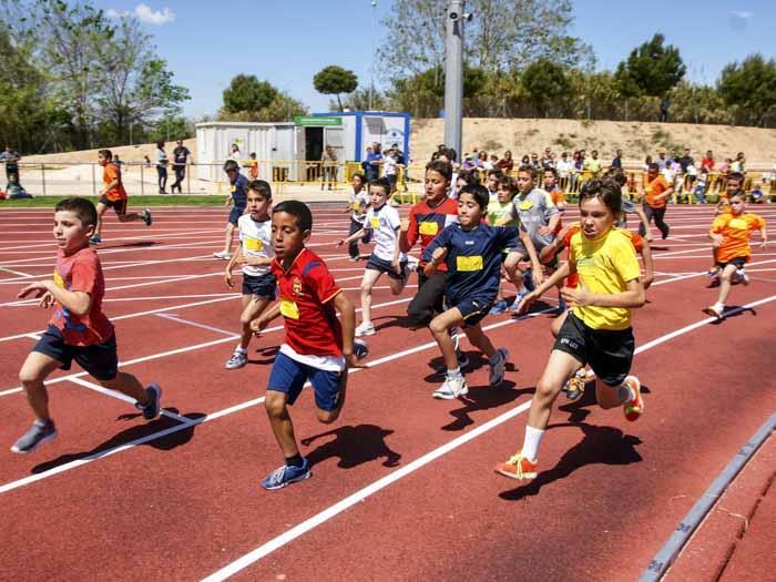 Demà dissabte 2 de juny se celebra la 31 edició del Cros Escolar d'Atletisme a Alzira
