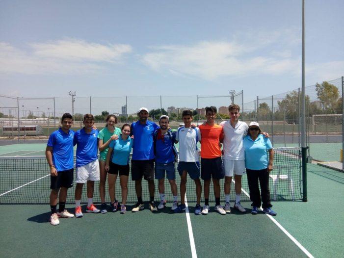 El Club de Tennis Burjassot ja està en quarts de final de la Copa Federació