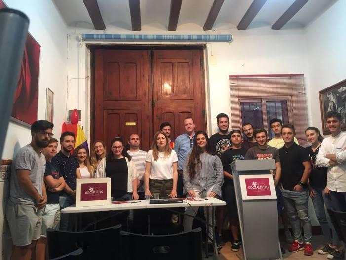 Àlex Morales, reelegit Secretari General dels Joves Socialistes de Cullera