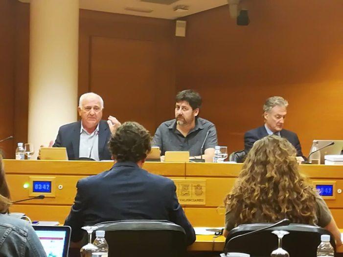 LA UNIÓ demana el màxim consens parlamentari en la Llei d'Estructures Agràries i que se li dote d'un pressupost adequat per a modernitzar i professionalitzar el camp valencià