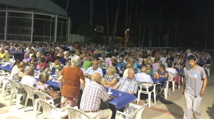 450 persones es donen cita en el Sopar dels Majors a Picassent