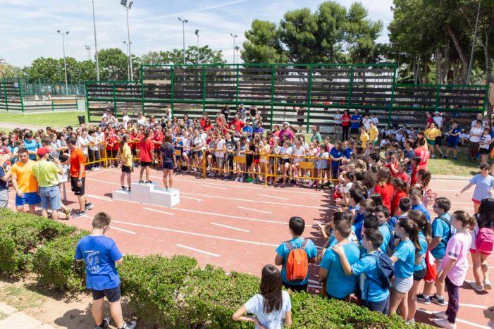 Picassent acull els XXXVI Jocs Escolars de la Comunitat Valenciana amb 600 participants