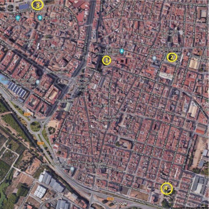 L'Ajuntament d'Alzira amplia les zones d'accessibilitat lliure amb les xarxes públiques WIFI