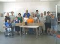 L'Ajuntament d'Almussafes cedeix un projector a l'associació 'Somiestem'