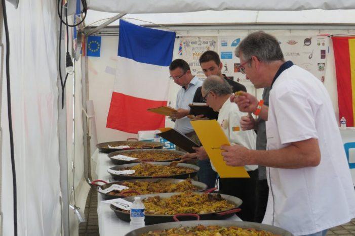 El Concurs Internacional de Paella Valenciana de Sueca celebra la seua primera semifinal europea a França