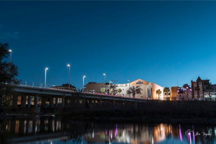 Carlet POSA EN MARXA EL PLA DE XOC LUMÍNIC i canviarà vora 300 punts de llums del centre urbà