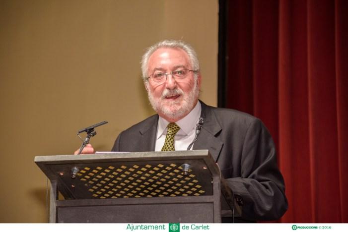 L'investigador carletí Bernat Sòria serà el pregoner  de les Festes 2018