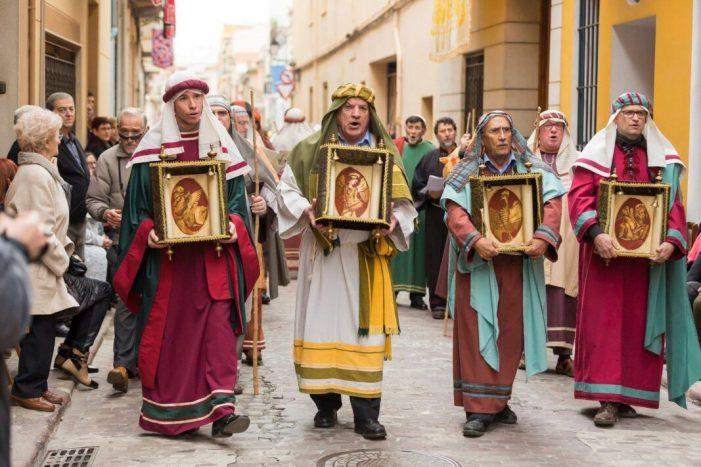 Israel i Palestina, juntes en nom de la cultura en la Festa d'Algemesí