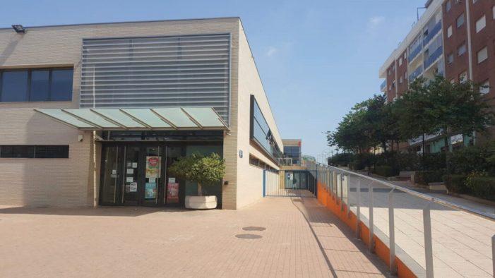 L'Ajuntament d'Almussafes comença les obres del Pavelló Poliesportiu Municipal