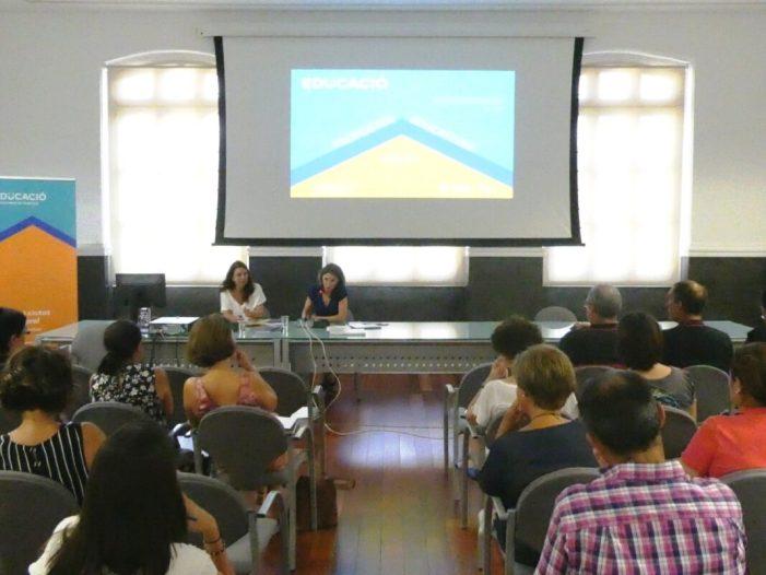 L'Ajuntament de València convertix la ciutat en una aula amb noves activitats educatives per al curs escolar 2018/2019