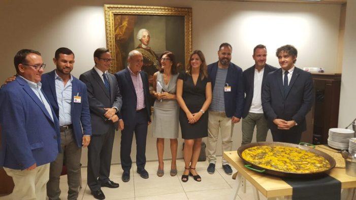 El Primer Dia Mundial de la paella se celebrarà el dia 20 per projectar València com a destinació turística gastronòmica internacional
