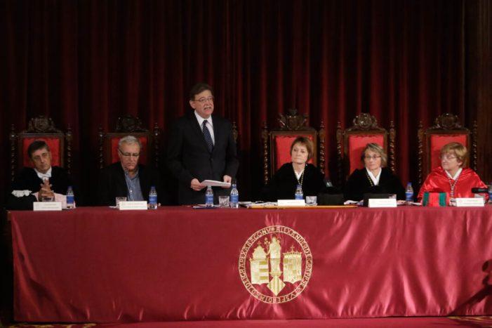 Puig subratlla la rellevància de la universitat en l'impuls d'un nou contracte social