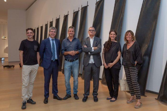 L'IVAM reivindica Ángeles Marco, pionera en la transformació de l'escultura espanyola