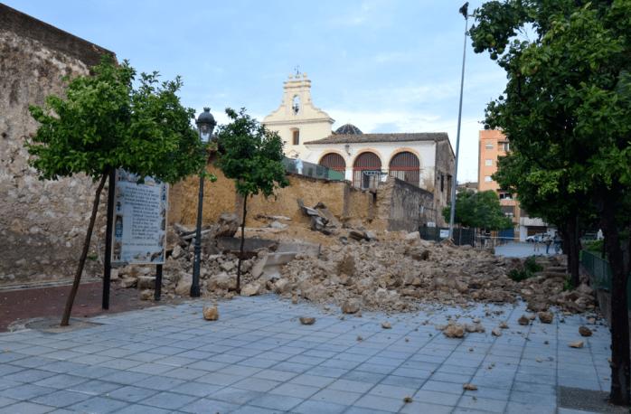 Burjassot inicia, amb la Baixada, els actes en honor a la festa de la Patrona, la Verge del Cap