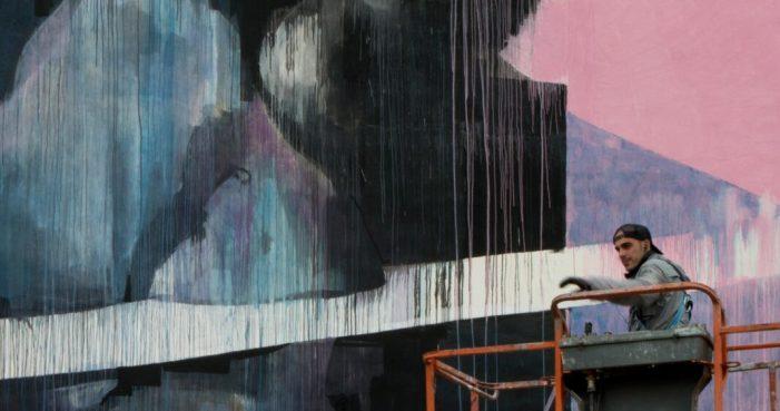 Taller d'art urbà per a continuar celebrant el 18 aniversari del Museu de la Rajoleria de Paiporta