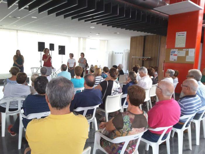 Almussafes aposta pel Programa d'Integració de Majors amb una inversió anual de 23.470 euros