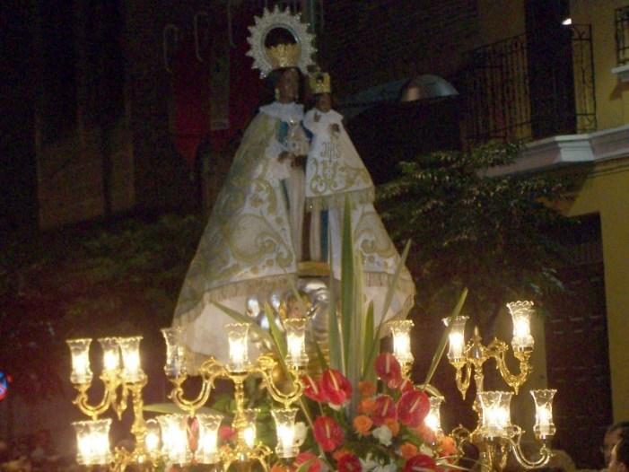 La imatge de la Mare de Déu de la Salut visita les parròquies de Xirivella en el 35 aniversari de la seua coronació