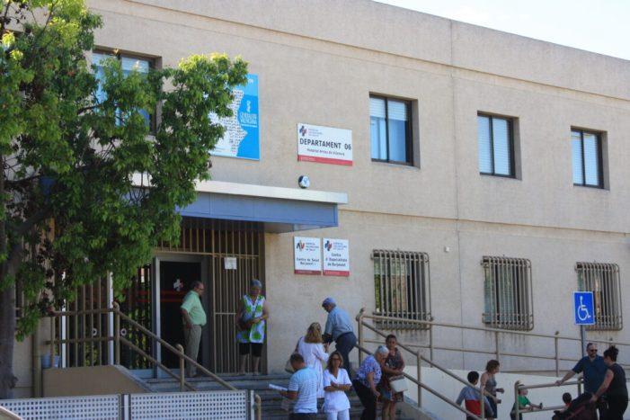 L'Ajuntament de Burjassot facilitarà un vehicle a Emergències del Centre de Salut per al desplaçament dels metges