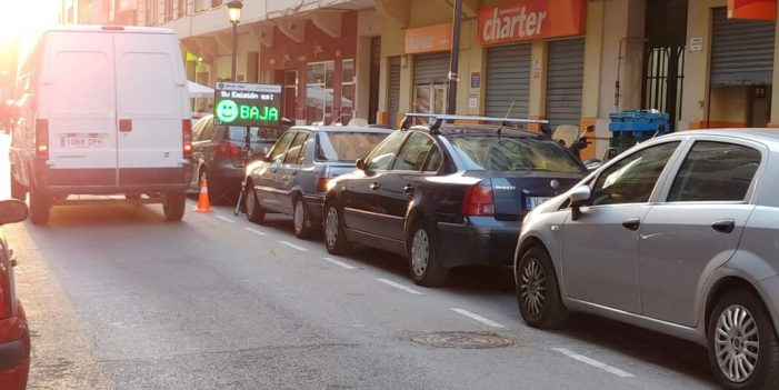 València mesura en un projecte pilot les emissions reals del trànsit