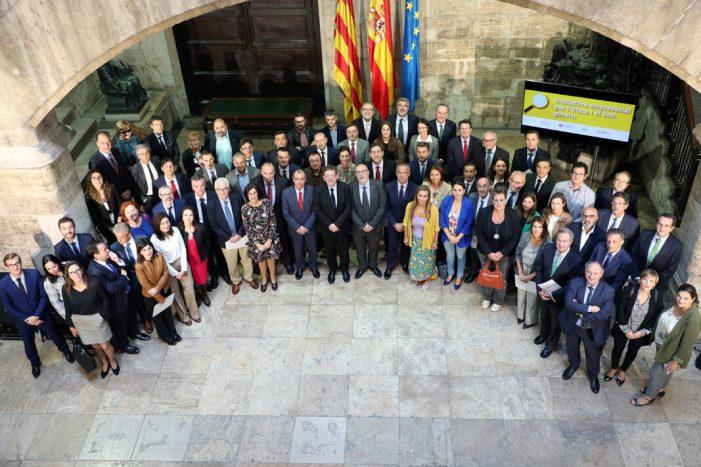 Puig reconeix l'aposta de les empreses valencianes per l'ètica i la responsabilitat social