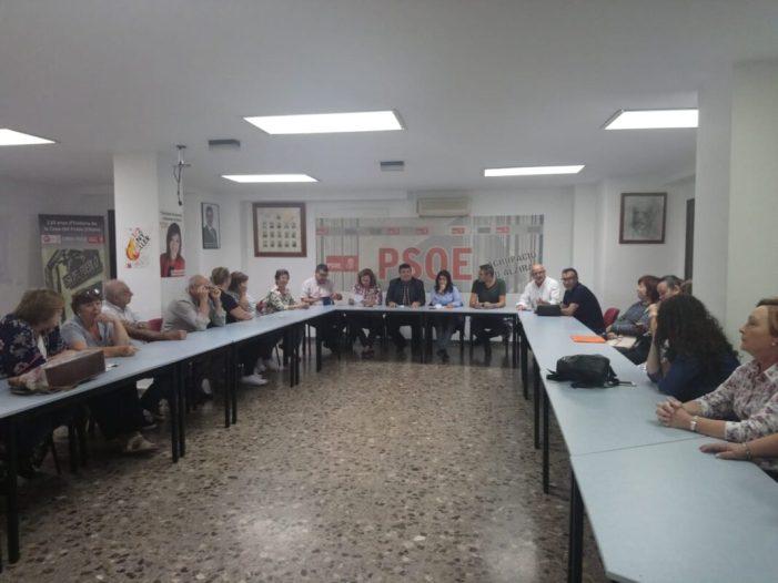 L'executiva socialista d'Alzira condemna els fets ocorreguts al concert del 9 d'Octubre