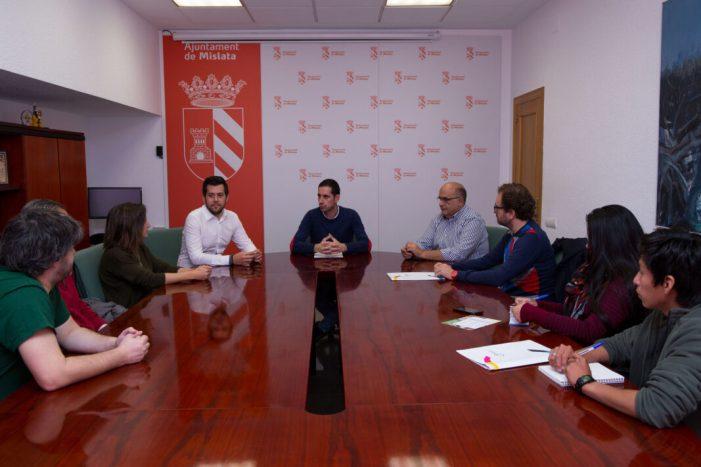 Joves de Bolívia visiten Mislata gràcies al Fons Valencià per la Solidaritat