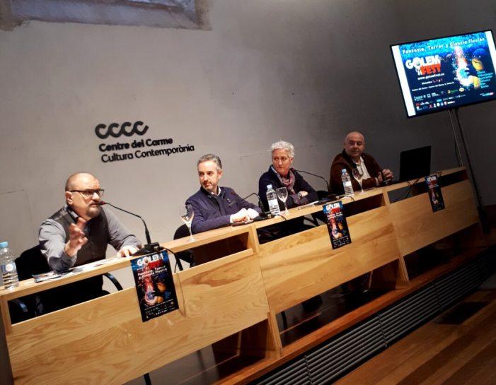 El Centre del Carme presenta el Golem Fest, el primer festival multidisciplinari de fantasia, terror i ciència-ficció en València