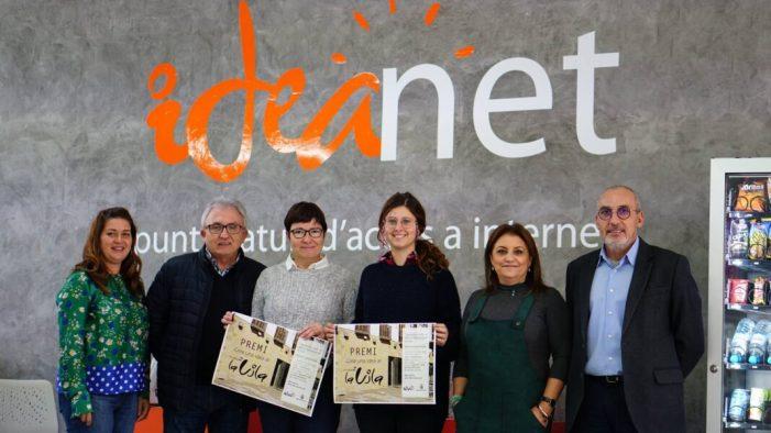 El projecte de l'obrador col·laboratiu guanya el premi «Crea una idea al mercat de la Vila»