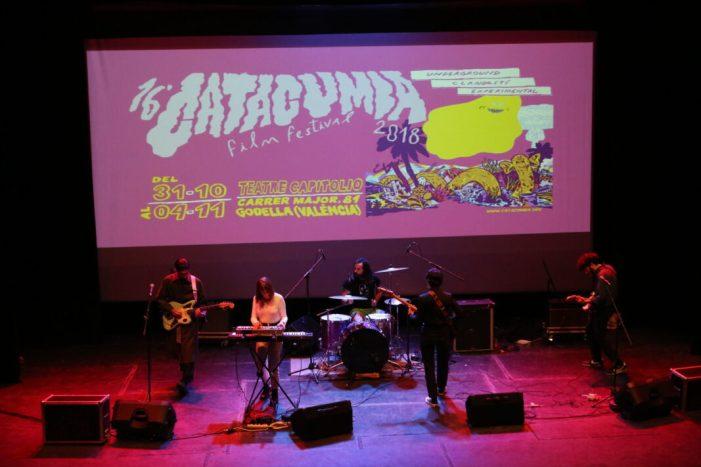 Catacumba Film Festival lliura els premis de la seua 16ª edició