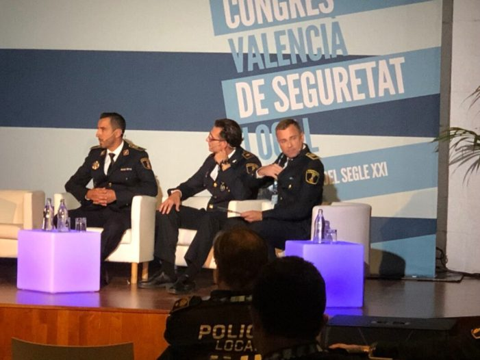 Cullera participa en el debate sobre la estrategia de seguridad de las policías locales valencianas