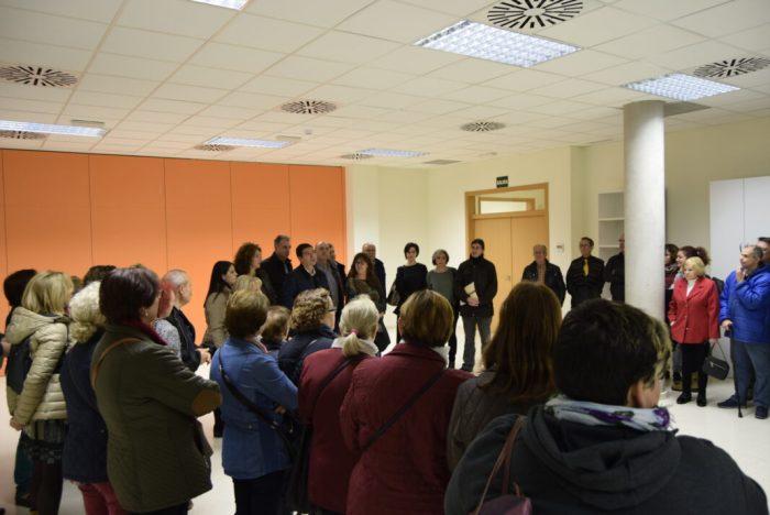Burjassot: El barri de Lauri Volpi ja pot gaudir del nou Centre Social d'Ausiàs March