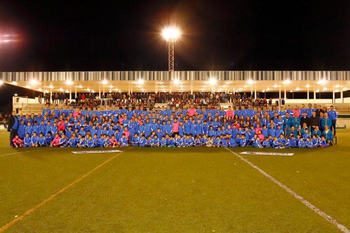 El Club de Futbol Almussafes suma dos equips femenins a la seua escola