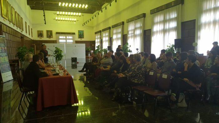 Godella presenta els seues projectes a Saragossa a l'assemblea de la Xarxa de Ciutats per l'Agroecologia