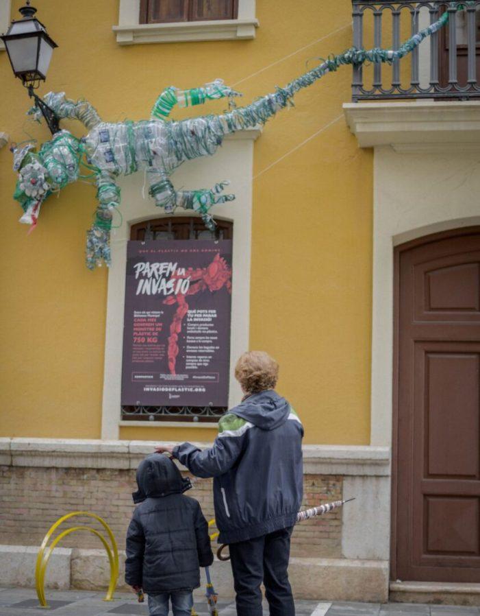 L'Ajuntament d'Algemesí inicia una campanya per conscienciar de la necessitat de reduir els residus plàstics