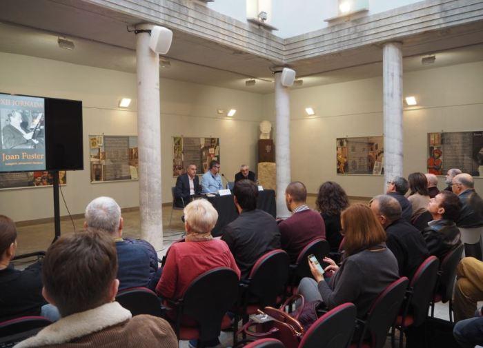 Indagació, pensament i literatura a la XII Jornada Joan Fuster