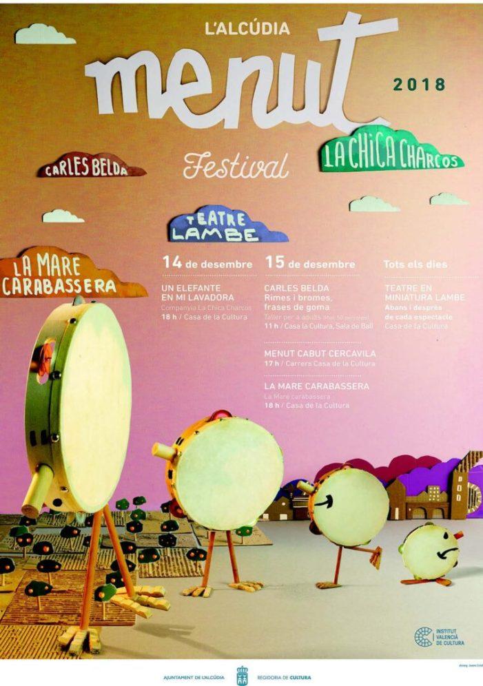 El Menut Festival torna a l'Alcúdia