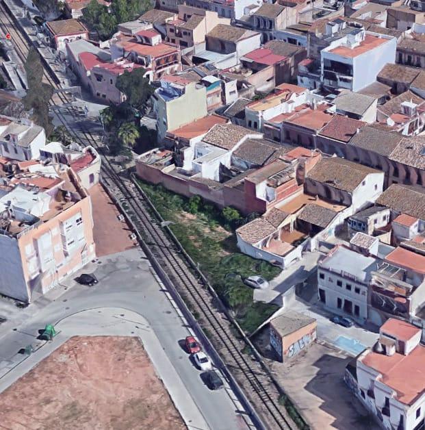 L'Ajuntament adjudica la prolongació del carrer València a Meliana