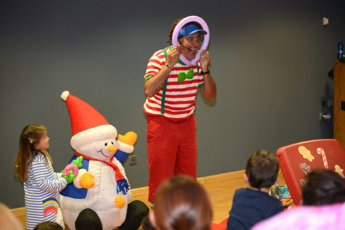 Festa nadalenca de la cinquena edició de la Colla de Lletres
