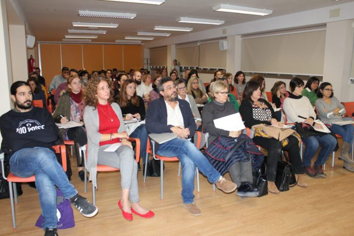 La II Jornada de Formació de Professorat a Burjassot se centra en l'educació inclusiva