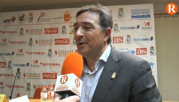 L'Alcúdia acull el seté  cicle de conferències de Cotif , Salvador Gomar, President de la FFCV inicia el cicle de conferències