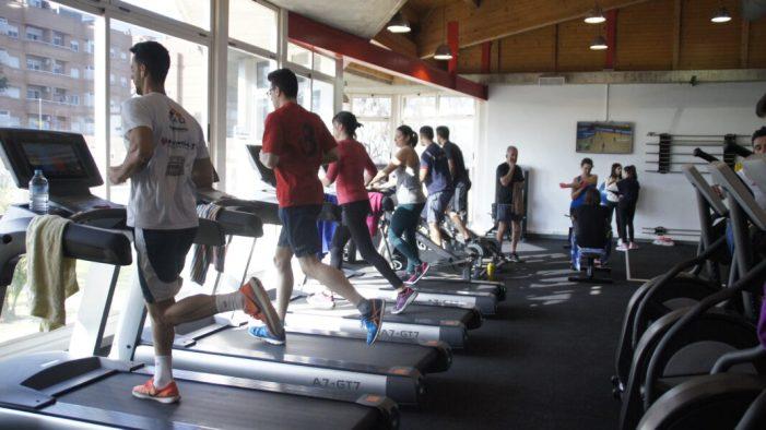 L'Ajuntament  de Picassent renova el gimnàs del Poliesportiu per un valor pròxim als 90.000 euros
