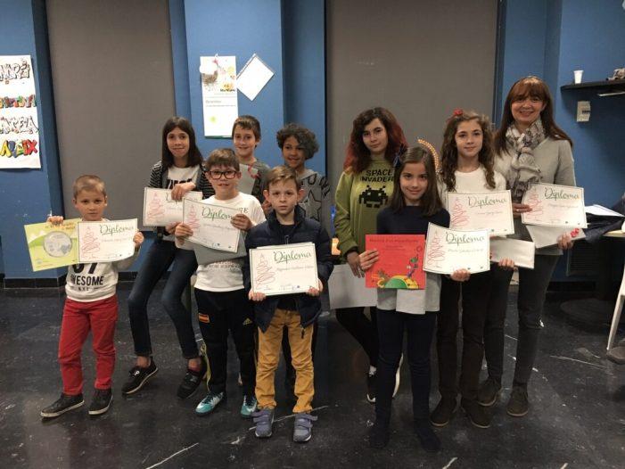 El XXI Concurs de Targetes de Nadal Vila d'Almussafes lliura els seus premis