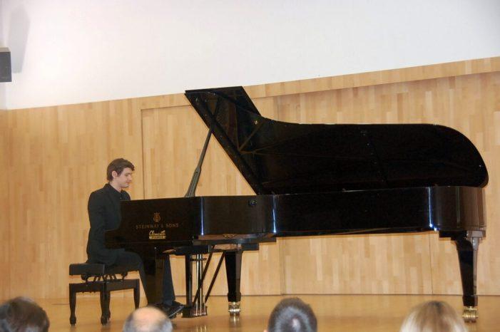 17 jóvens pianistes participen enguany en la XXII edició del Concurs nacional de piano Ciutat de Carlet