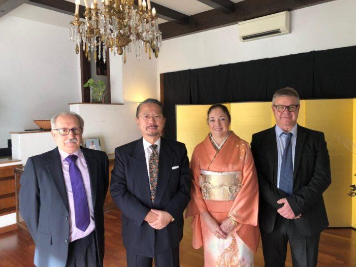 El Concurs internacional de paella de Sueca reforça lligams amb el Japó
