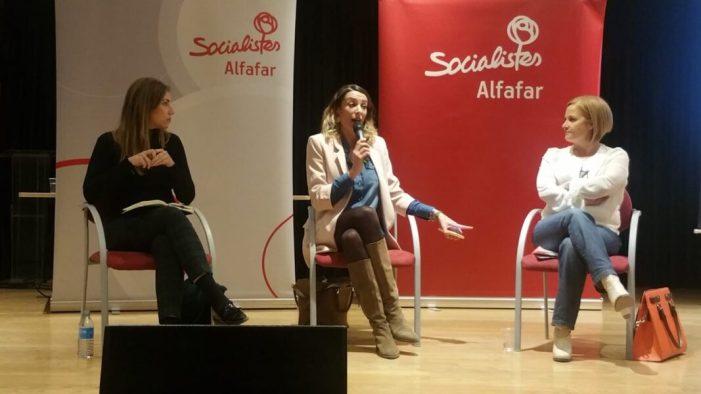 """El Consell destina 600.000 euros en polítiques inclusives i d'igualtat a Alfafar per a """"no donar ni un pas arrere"""" en la lluita contra la desigualtat i la violència masclista"""